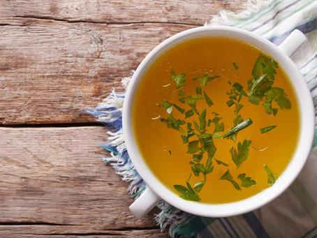 Bouillon de légumes 🌿🥦🥕 végétal et détox