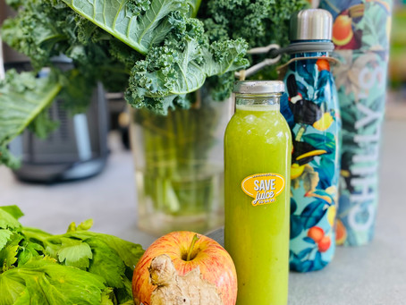 Happy Green Juice