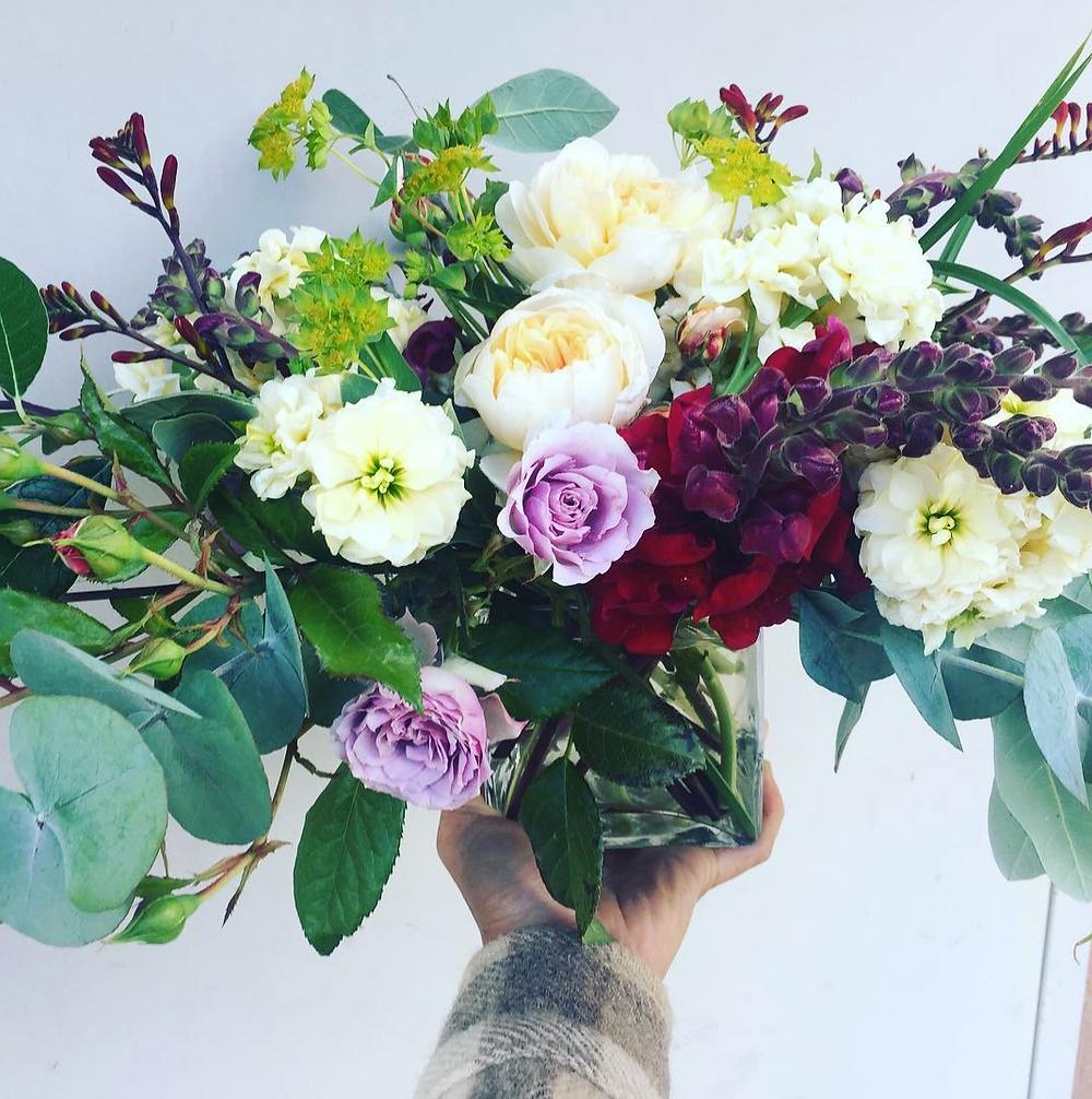 Kellee Matsushita-Tseng florals