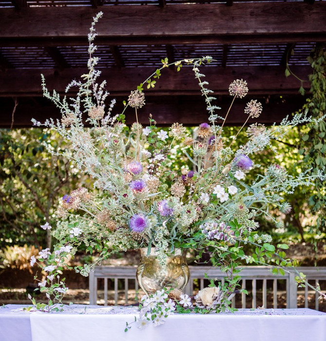 Floral Art & Design at the Slow Flowers Summit
