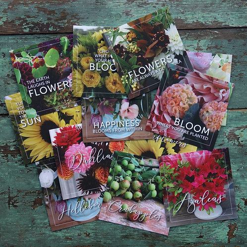 Bloom Note Cards