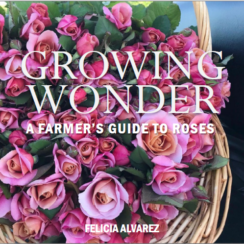 Growing Wonder: A Flower Farmer's Guide to Roses