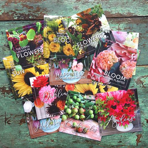 BLOOM Notecards
