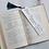 Thumbnail: Tasseled Bookmark