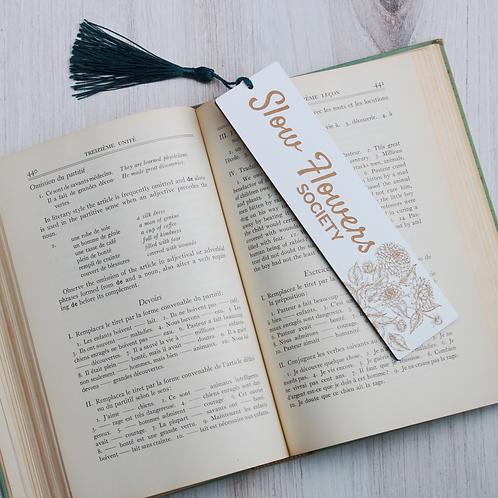Tasseled Bookmark
