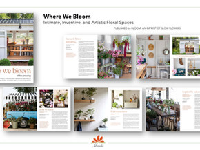 Announcing Where We Bloom