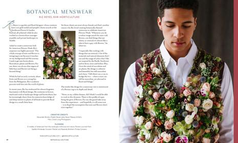 Slow Flowers Vest