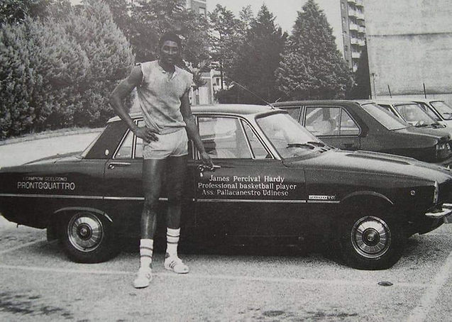 James Next to his Car in Italy.jpg
