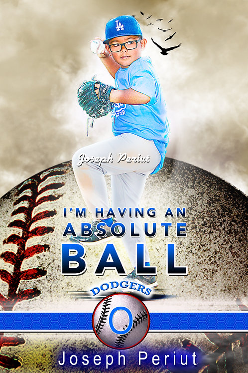 baseball background example