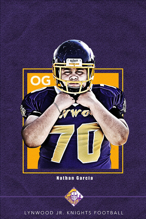 Purple/gold 2 background