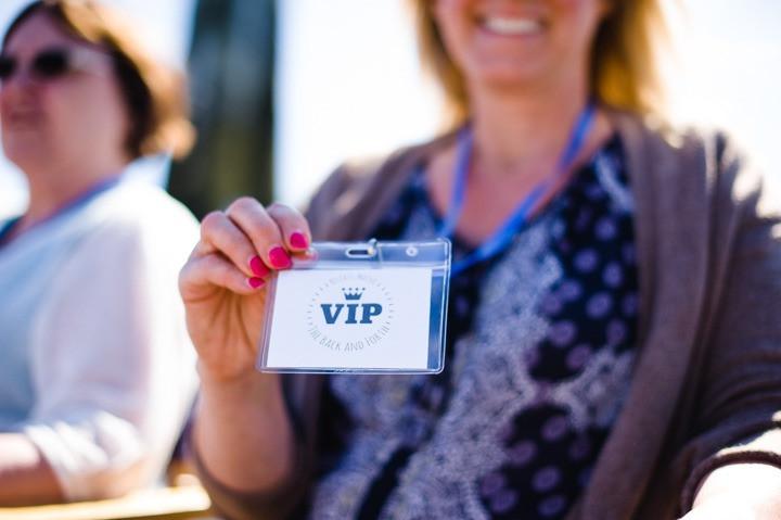 VIP experience in belfast maine