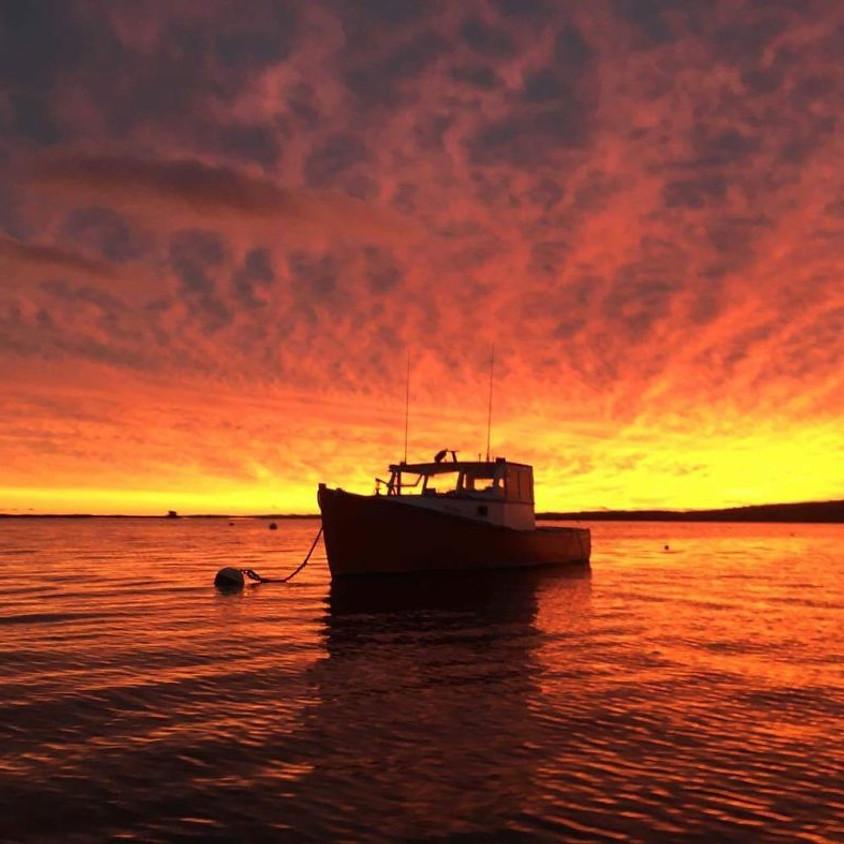 Breathtaking Sunset Cruise & Lobster!