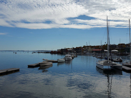 10 ways to get on the water in Belfast, Maine.