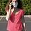Thumbnail: Winter Fairy Watercolor Fabric Face Mask