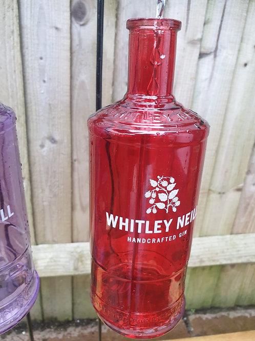 Whitley Neil Tea Light Raspberry