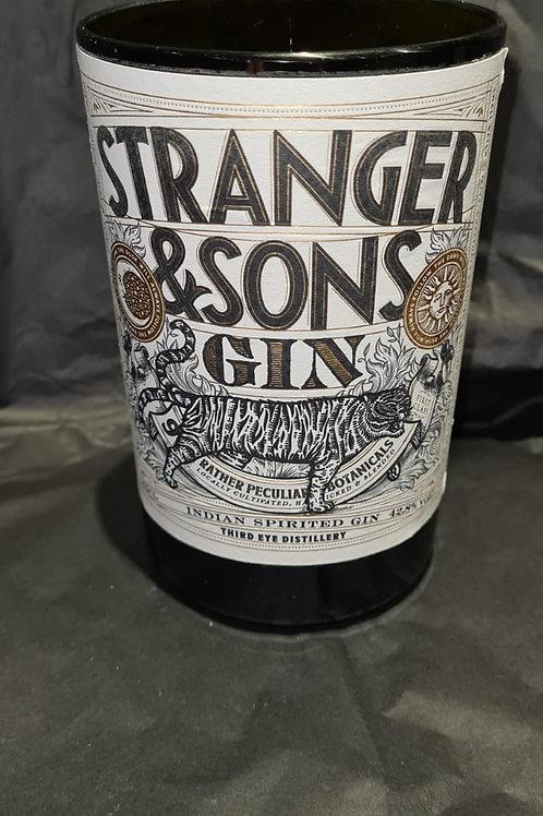 Stranger + Sons Gin Glass