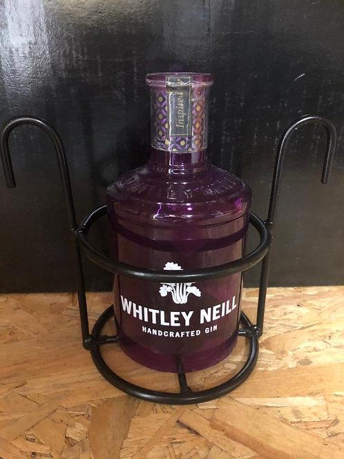 Whitley Neill Rhubarb Ginger Table Light