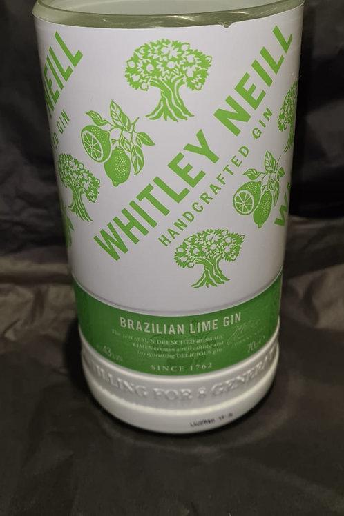 Whitley Neil Brazilian Lime Glass