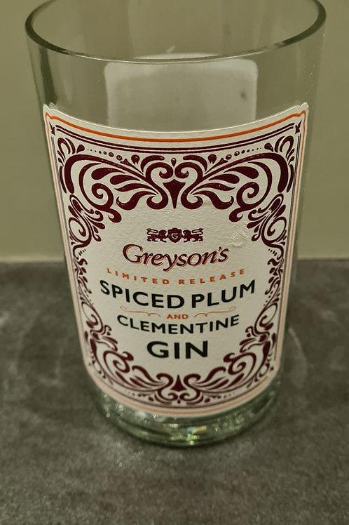 Greyson's Spiced Plum & Clementine Gin