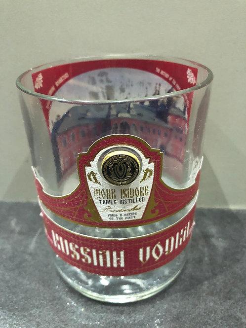Monk Isidore Russian Vodka