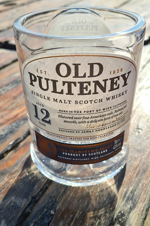 Old Pulteney Whisky Glass