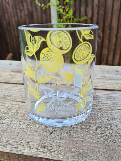 Boe short glass