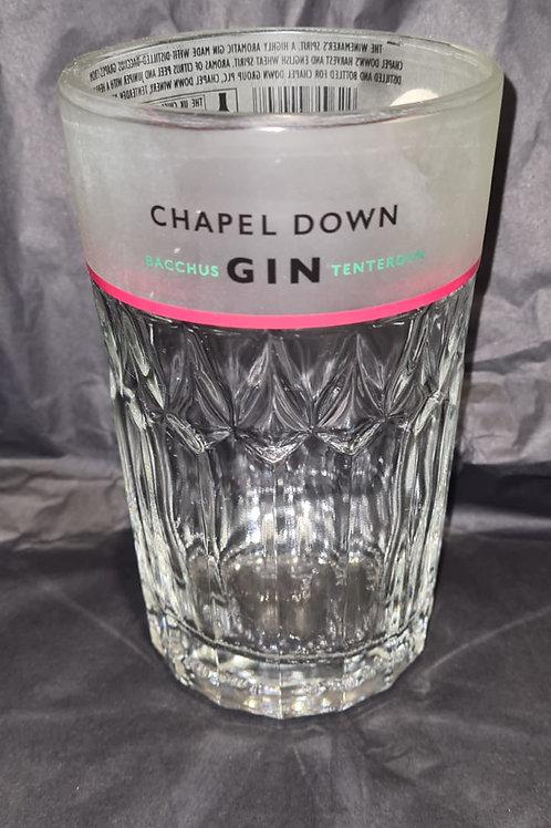 Chapel Down Bacchus Gin Glass
