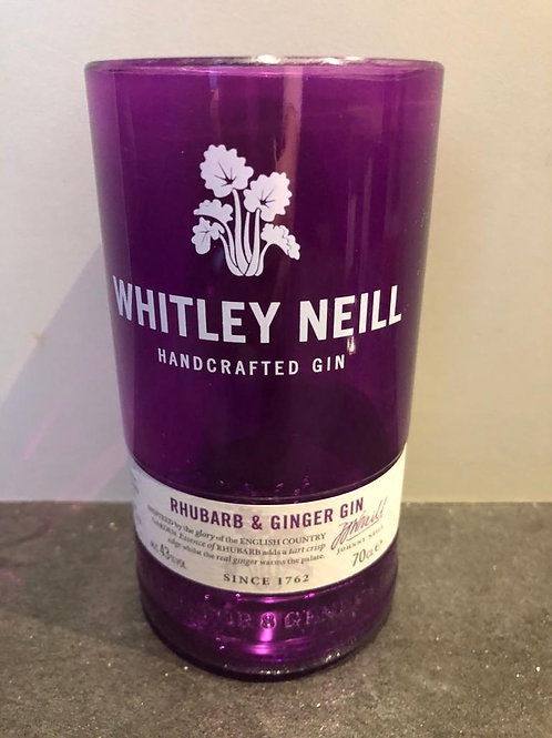 Whitley Neil Rhubarb + Ginger Gin 15cm