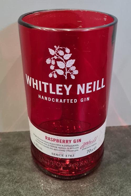 Whitley Neil Raspberry Gin Glass