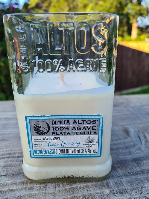 Altos tequila /300g/rich leather and tobacco