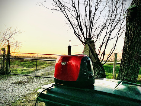 The Little Red Toaster