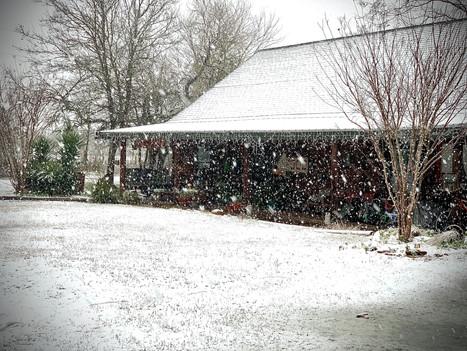 """Snowmageddon"""