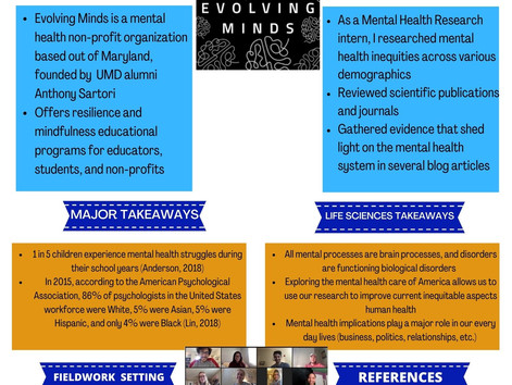 Mental Health Research for Evolving Minds by Kaia Ungerer
