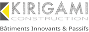 Logo Kirigami Batiments Innovants & pass
