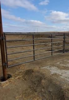 6 Bar Gates