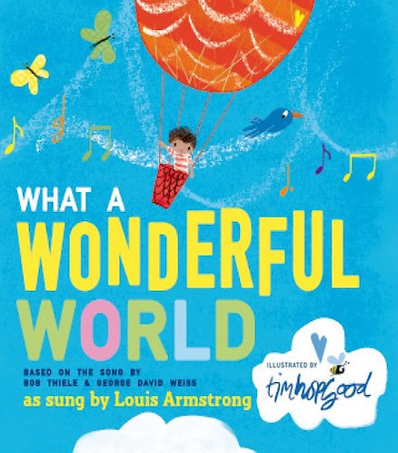 'What A wonderful World'