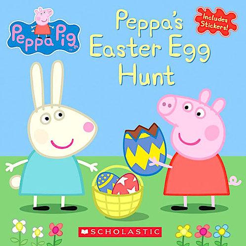 'Peppa's Easter Egg Hunt'