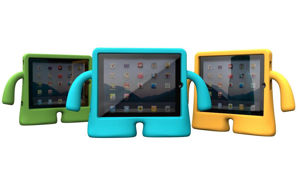 Speck iGuy iPad case for kids