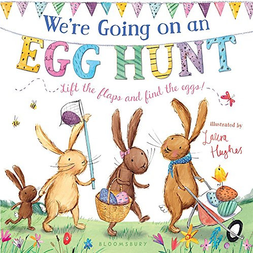 'We're Going On An Egg Hunt'