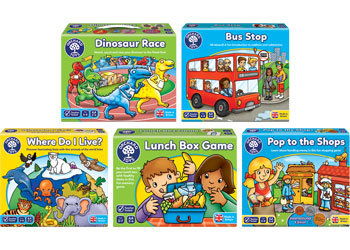 Orchard Toys - Games & Puzzles