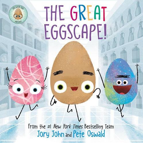 The Good Egg Presents 'The Great Eggscape'