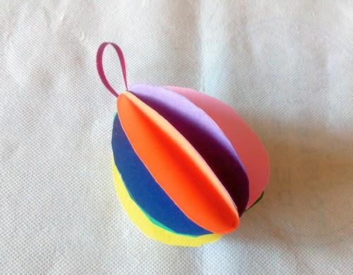 D.I.Y Easter Egg decoration
