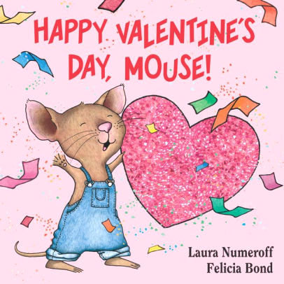 'Happy Valentine's Day, Mouse!'