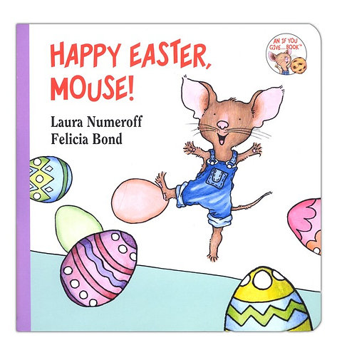 'Happy Easter, Mouse!'