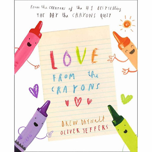 'Love From the Crayons'
