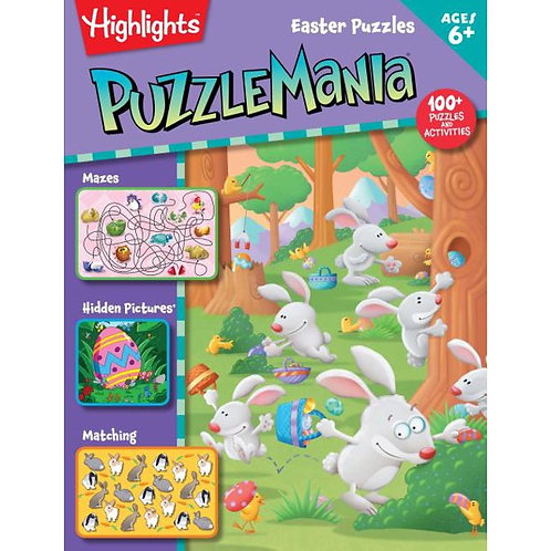 'Easter Puzzlemania'