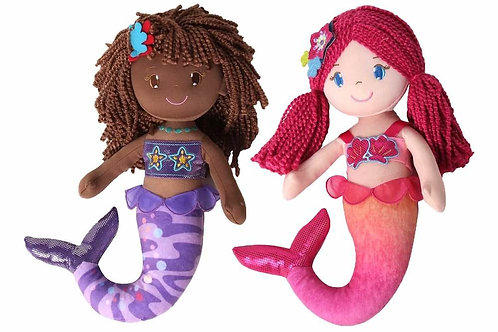 Mermaid dolls - set of 2