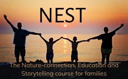 NEST storytelling course, Chris Holland. How to become a storyteller