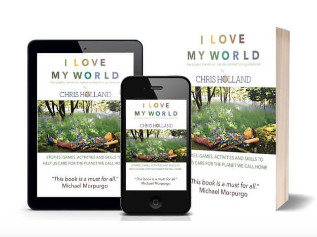 I Love My World. Storytelling. Chris Holland.