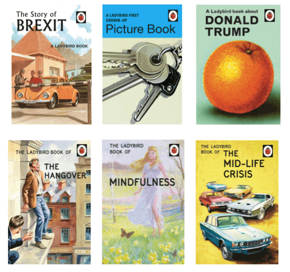 What Children Really Want. Ladybird books for grown-ups.